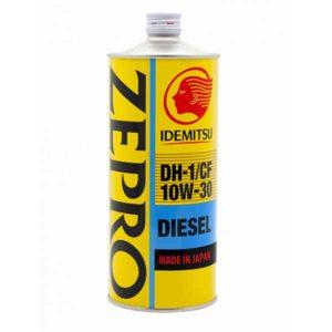 idemitsu zepro diesel 10W30
