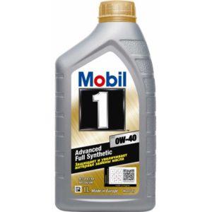 Mobil 1 FS 0W40
