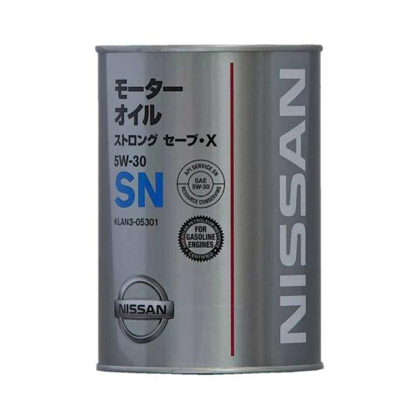 NISSAN 5W30 SN KLAN305301