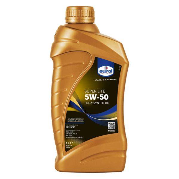 масло Eurol Super Lite 5W-50