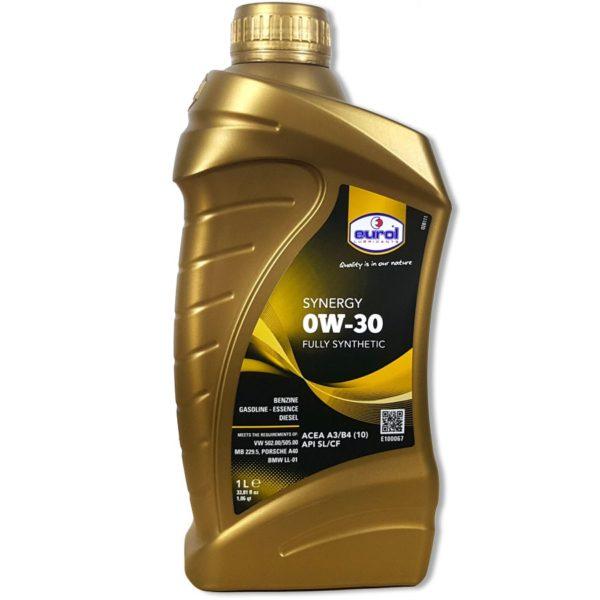масло Eurol Synergy 0W-30
