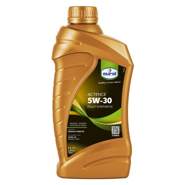 масло eurol actence 5w-30
