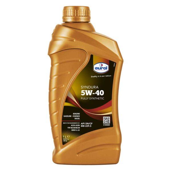 Масло Eurol Syndura 5W-40