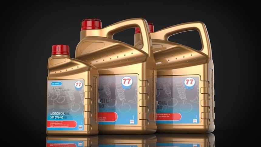 Голландское моторное масло 77 Lubricants