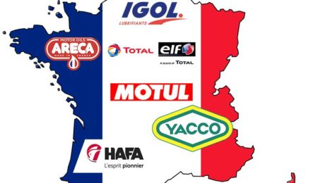 французские моторные масла