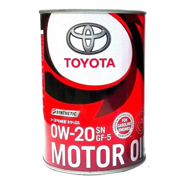 Toyota 0W-20