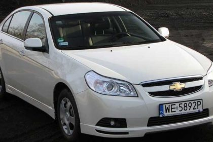 Масло Chevrolet Epica