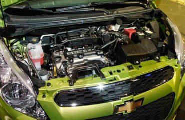 Масло-Chevrolet-Spark