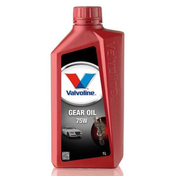 Valvoline Gear Oil 75W 1l 886573