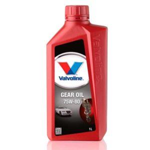 Valvoline Gear Oil 75W-80 1l 866895